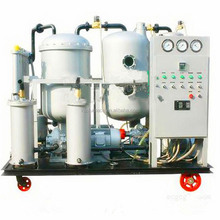Lubrication Oil Dehydrating Special Vacuum Purifier For Turbine Oil , Hydraulic Oil , Freezing Machine Oil