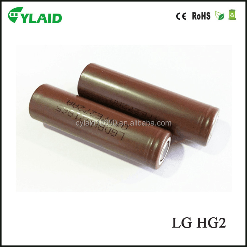 electric scooter new chocolate lg hg2 3000mah high drain battery bank with 3.7v cell battery
