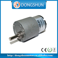 DS-37RS520 37mm 12v dc gear motor cw ccw