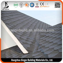 fish scale asphalt shingles /building material roof tile /waterproof asphalt shingle