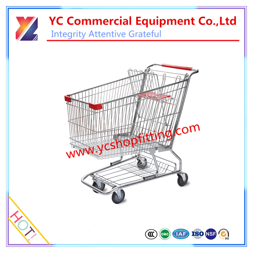 2016 new style shopping trolley/shopping trolley /trolley bags for supermarket shopping