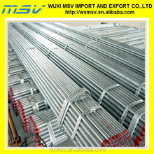 Schedule 10 Galvanized Seamless Cold Drawn Pipe
