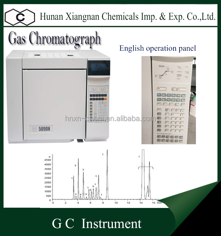 Gas Chromatograph / Mass Spectrometer (GC / MS)