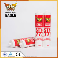New Designed Transparent Good Quality Acetoxy Aquarium Silicone Sealant
