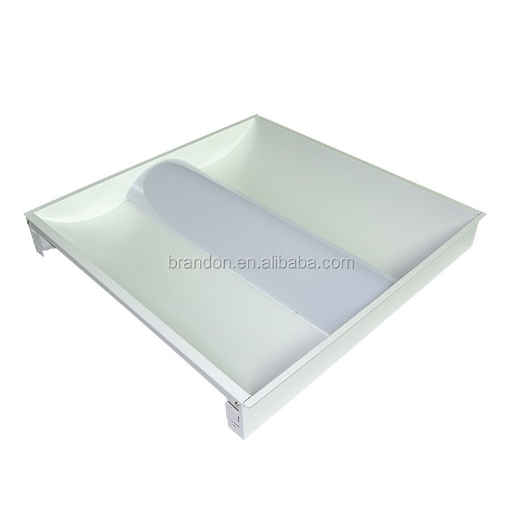 Easy Mounting UL/cUL Listed DLC V4.0 Office Lighting Recessed LED Troffer 2X2 2X4