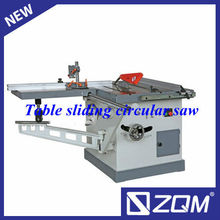 MBS-300 precision woodworking sliding table /tilting saw (0-45)