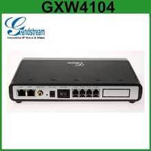 China Supplier Cheap IP PBX System Grandstream GXW4104 4 FXO voice home gateway