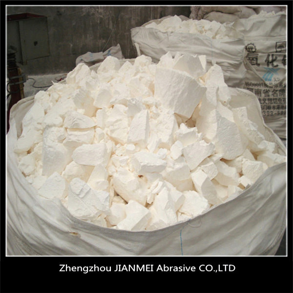 refractory material of calcined alumina in low price