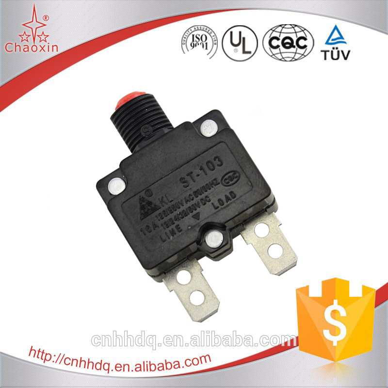 Fast delivery overload thermal protector switch With Discount