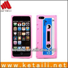 Hot mobile phone silicon case for iphone5