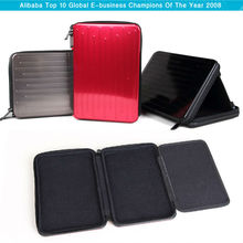 Hot selling fashionable aluminum notebook case