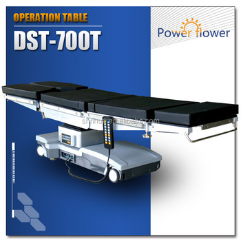 Factory since 1998 with CE ISO!Operating table price with high quality navigating image function DST-700T)