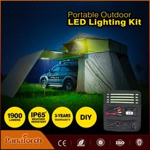 PanaTorch CE & RoHs Certificate LED Camping light bar with IP65