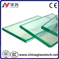 CE Certified Factory Direct Clear/Tinted 3mm clear sheet glass