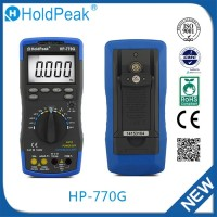 HP-770G Hot sale european standard general multimeters