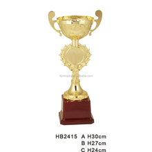 Wholesale sport gold metal bayliner trophy parts