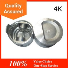 supply toyota 4k piston for forklift engine parts
