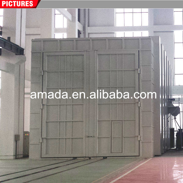 CE Quality Sand Blast Cleaning Room Competitive price