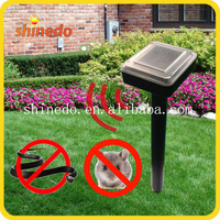 New Solar Garden Sound Wave Rodent Mole Repeller in Pest Control