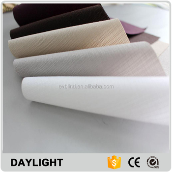 Daylight transparant roller blind line fabric roller fabric
