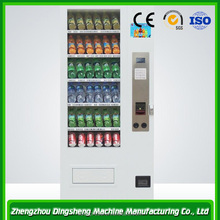 Easy operateion snack /beverage and offer vending machine