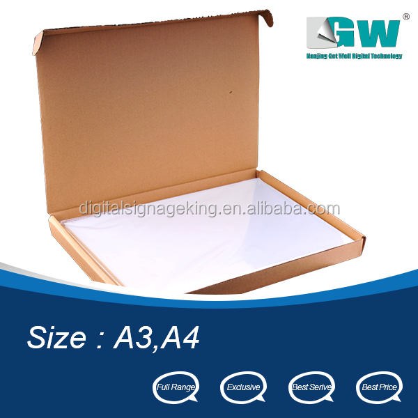 A4/A3 Transparency inkjet film for plate making