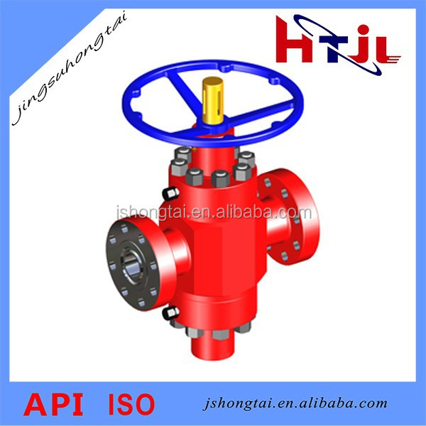 API 6A Flanged Gate Valve