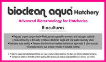 Toxicity reducing probiotics for hatcheries