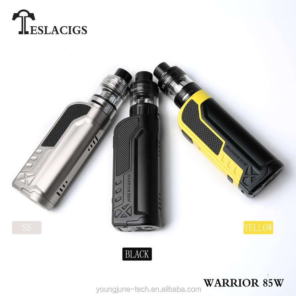 Newest Teslacigs vape hardware distribute and wholesale
