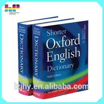 professional oxford english to english dictionary printing with example of sentences