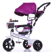 China 3 wheels baby tricycle / 360 degree rotation children trike / kid tricycle