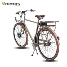 2016 direct manufacturer EN15194 amazing mountain electric bike / gas engine conversion kit for bicycle