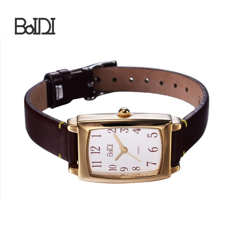 BAIDI colorful geneva japan movement quartz watch sr626sw watches for womens
