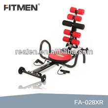 Power Abdominal exercise six power gym FA-028XR