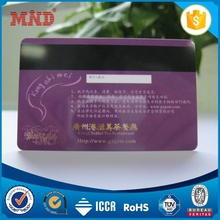 Made in China magnetic vip restaurant card