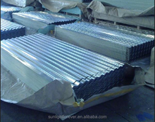 best ppgi Corrugated Sheet Metal Roofing with ASTM A653