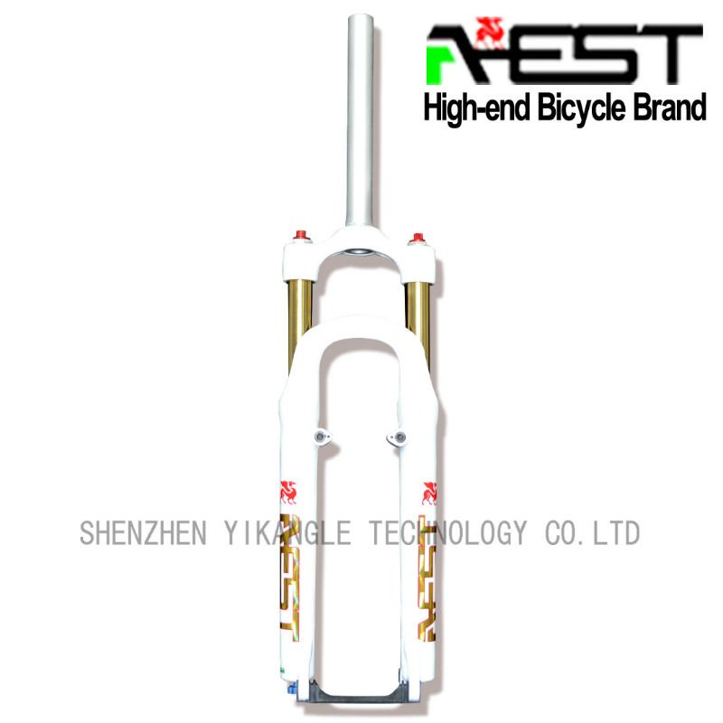 AEST Air Spring Suspension Bicycle Front Fork