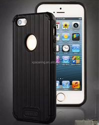 Armour Shockproof case for iPhone 5 6 6plus, luggage design cover for iPhone 6