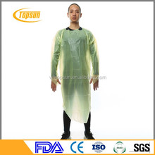 Disposable PPE CPE Gown,Medical Doctor Gown,CPE Surgical Gown