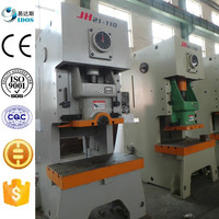 JH21 series open front hand punch press, industrial press machine for circle punch