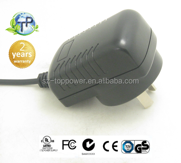 24v 0.5a switching power supply ce certification 12w ac power supply 24v 12w 24v0.5a power adapter 6 energy efficiency