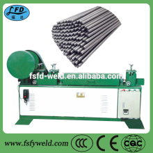 Wire flattening machine wire straightening & cutting machine