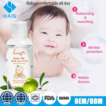 Baby skin care product Wholesale msds baby skin whitening massage oil in bulk mosquito repellent gentle flavored baby oil