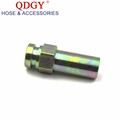 Forged Coupling Female Hexagon stainless steel hydraulic hose fitting