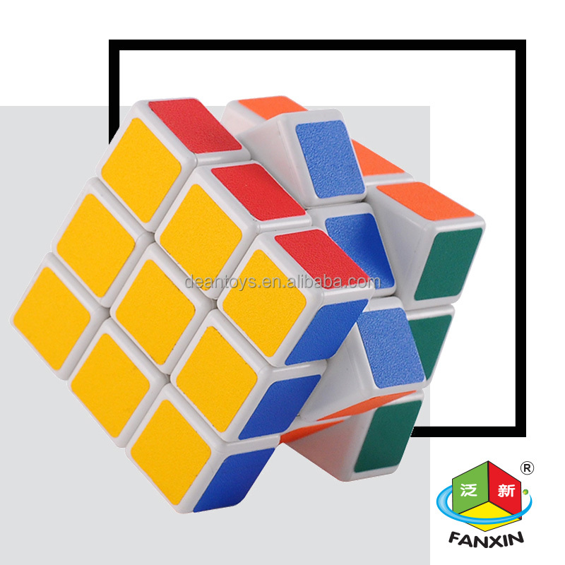 Hot selling 3X3X3 magic cube(4.5CM) for education and fun OEM SUPPORTED!