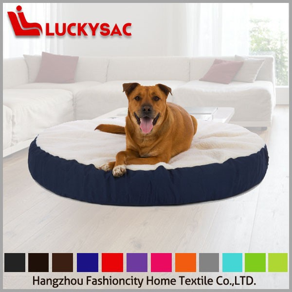 OEM plush pets beds,high quality pet cushion for cat dog