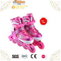 cheap and colorful 4 wheels roller skates