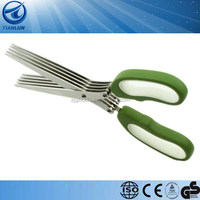 TLS-500 Shallot cutting scissors kitchen scissors
