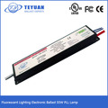 T5 Fluorescent Wall Washer Lighting 2x55W PLL Electronic Ballast