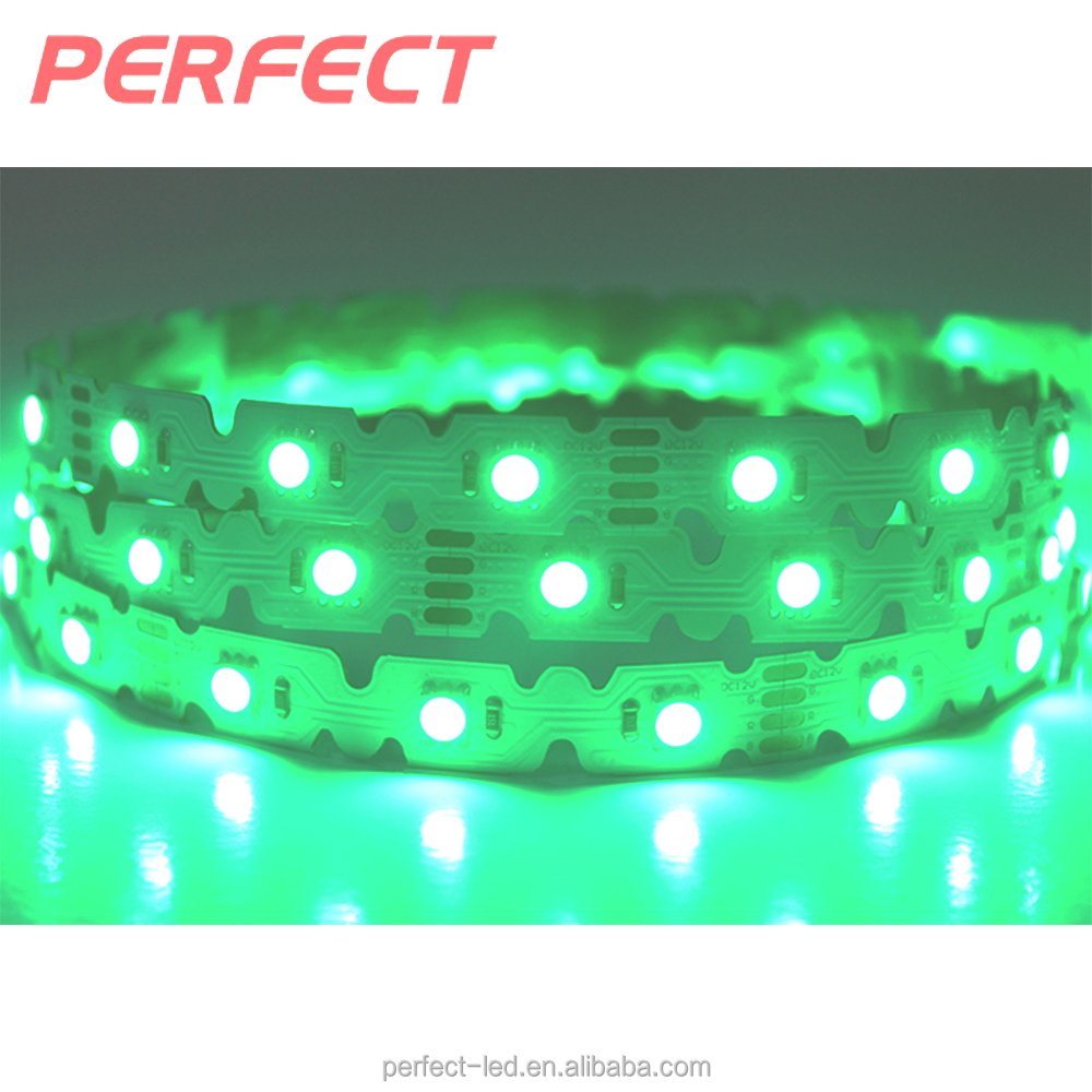 Good price Bendable RGB smd5050 DC12V RGB Flexible bendable led strip light 3 years warranty with CE & UL